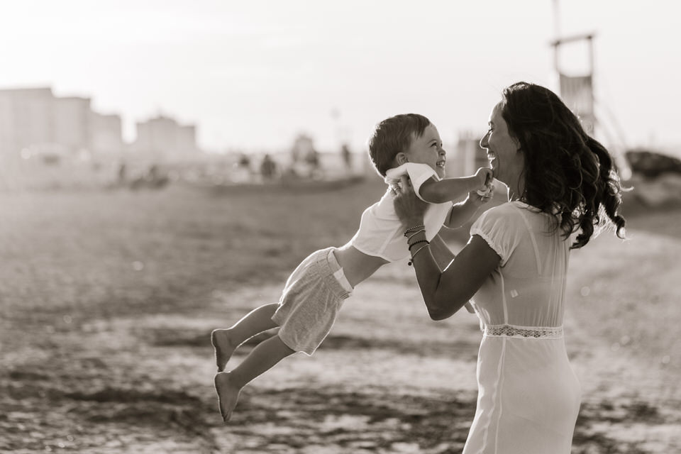 come fotografare un bambino di due anni