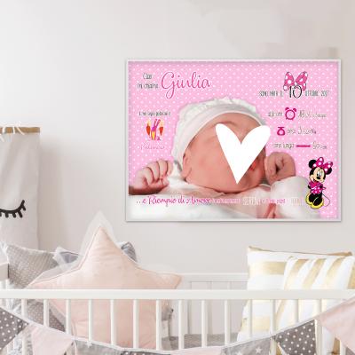 quadro-nascita-con-foto-idea-regalo-bimba-bambina-cinzia-costanzo